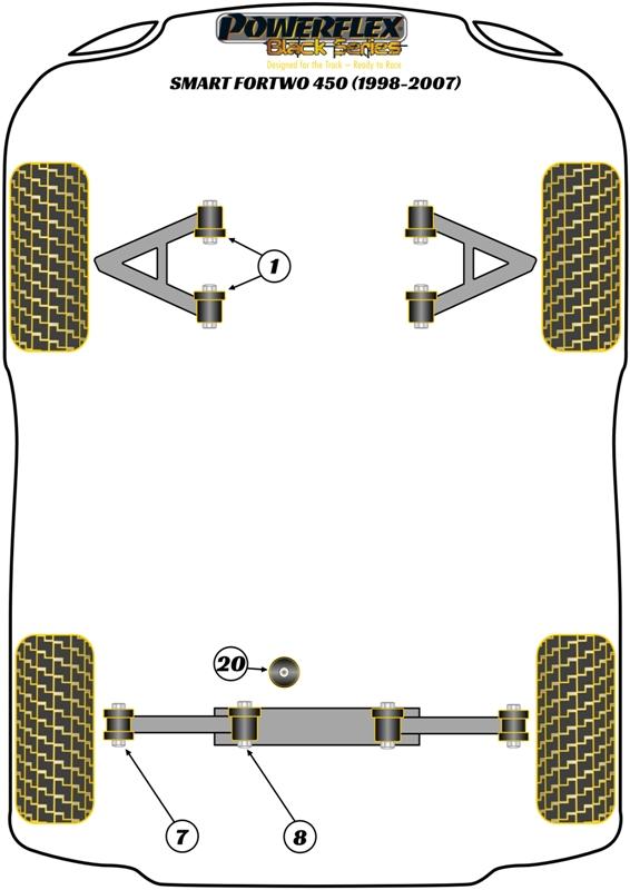 PFR68-121BLK