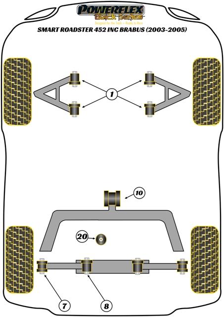 PFR68-108BLK