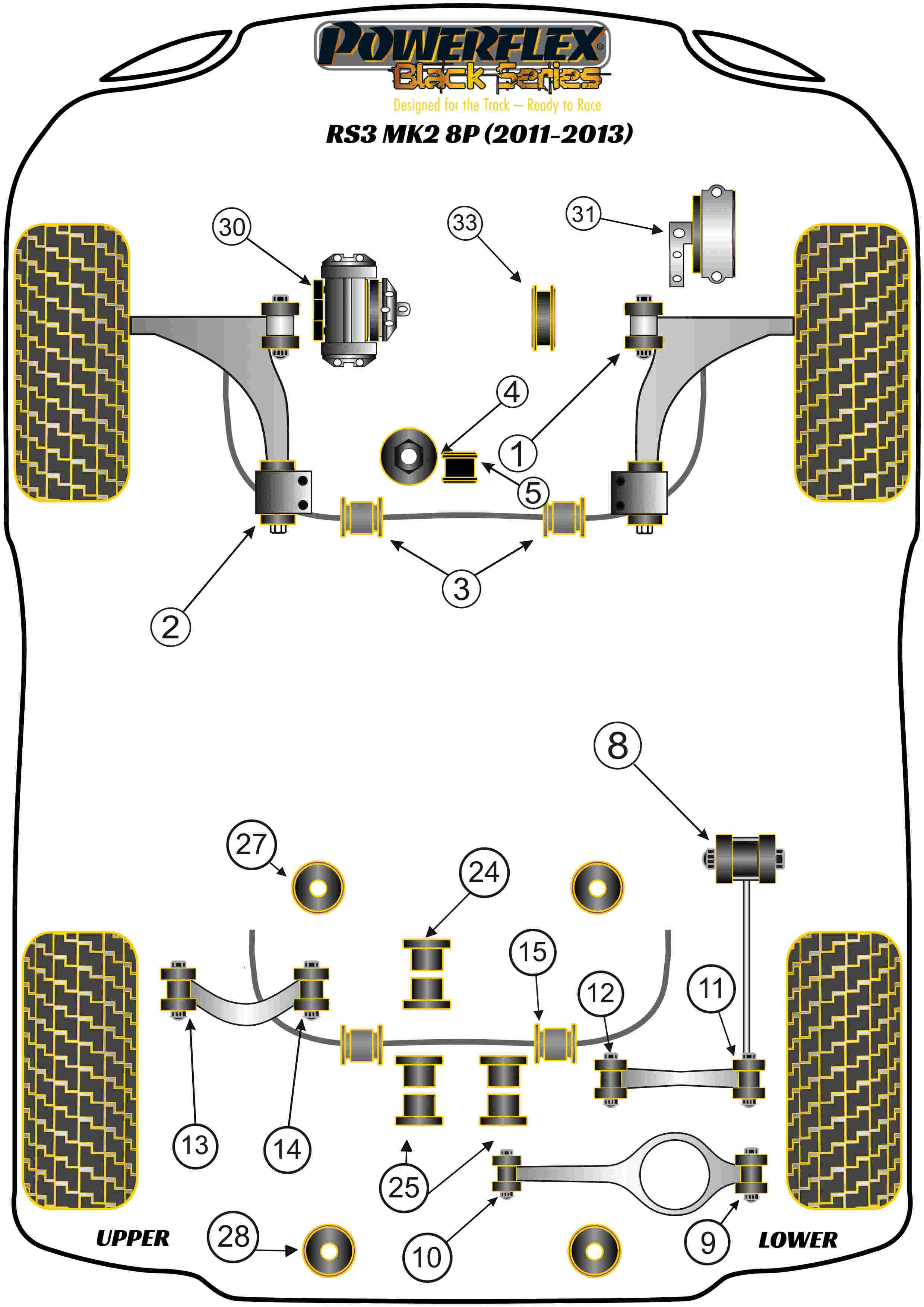 PFR85-524BLK